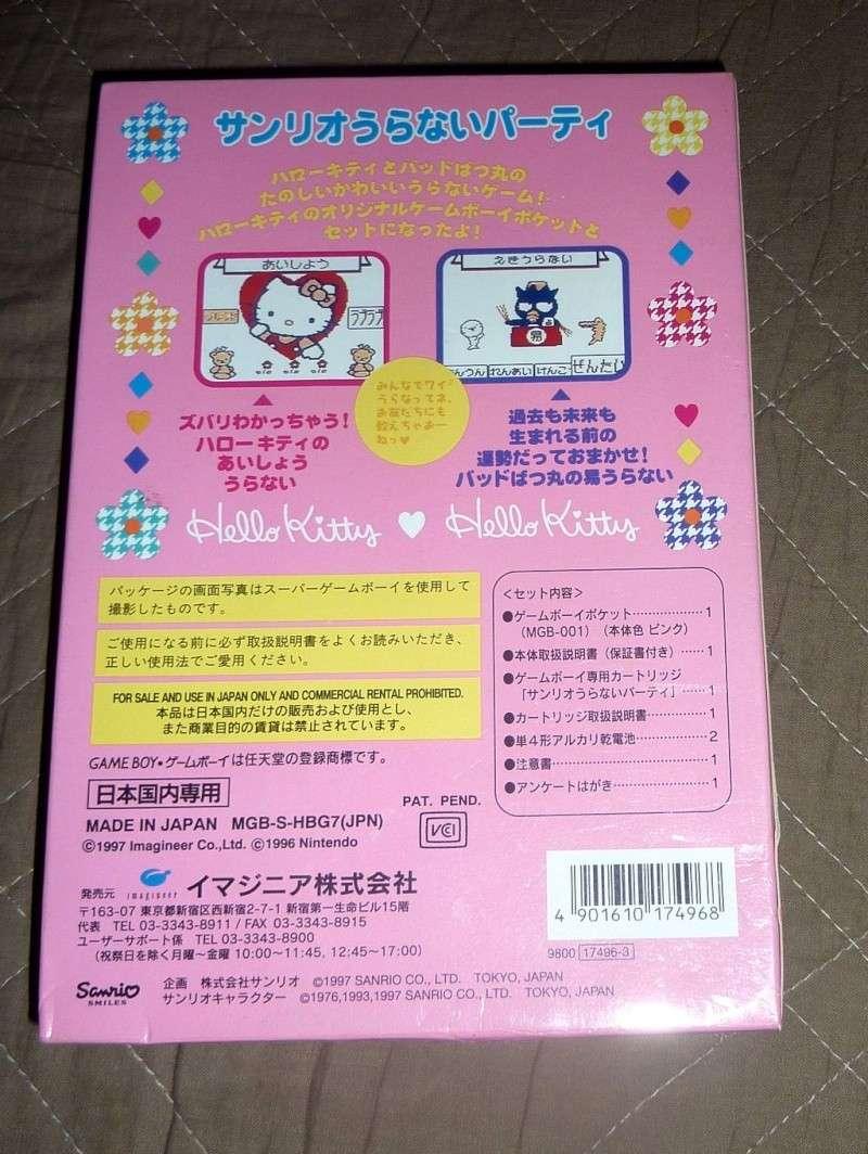 [VENTE] GAME BOY LIMITED + GAME & WATCH + R.O.B EN BOITE MAJ 04/14 P1090060