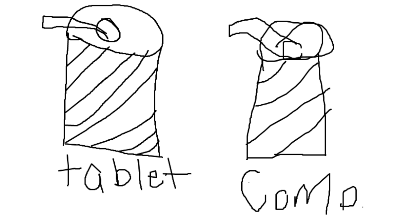 If you have a drawing tablet Compar10