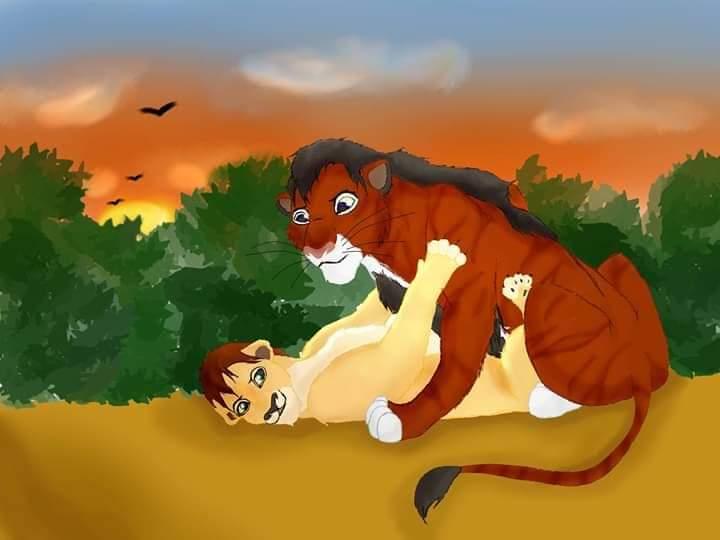 Mis dibujos del rey león  Fb_img11
