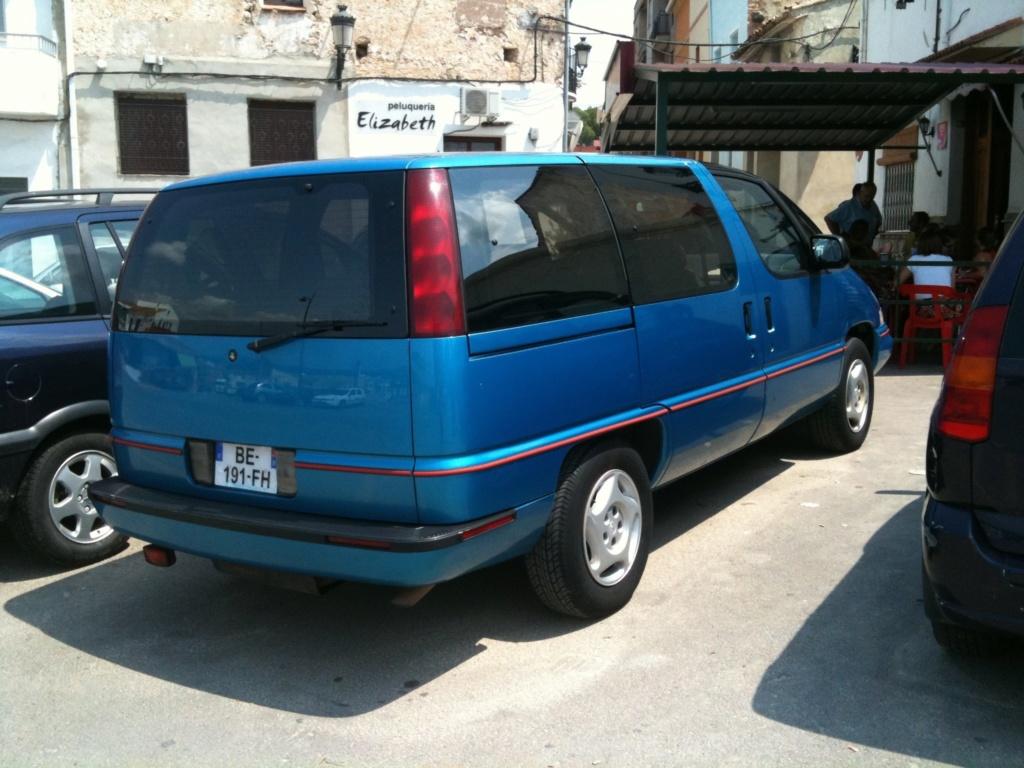 Chevrolet Lumina APV... Lecture 11950110