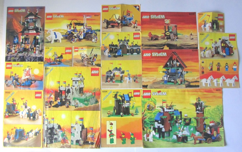 Photos of your LEGO collection Castle10