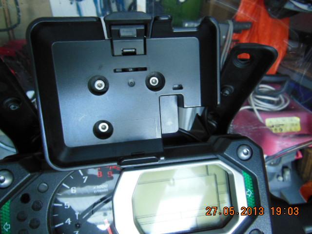 Support GPS Garmin d'origine Yamaha Dscn0922