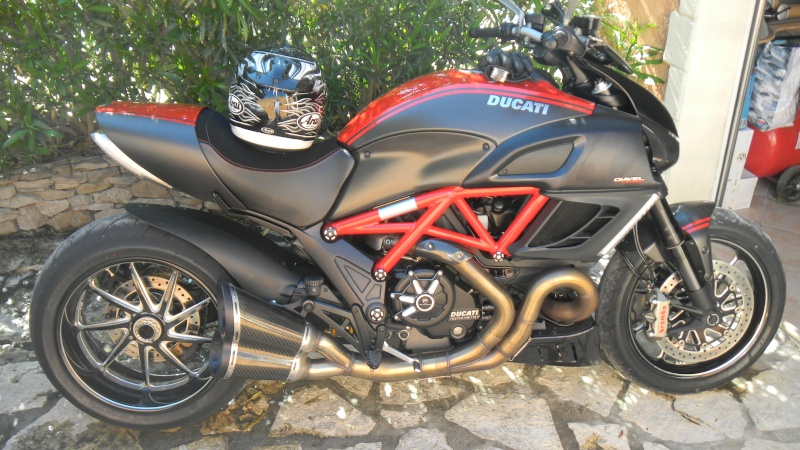 DUCATI diavel - Page 2 Ducati11