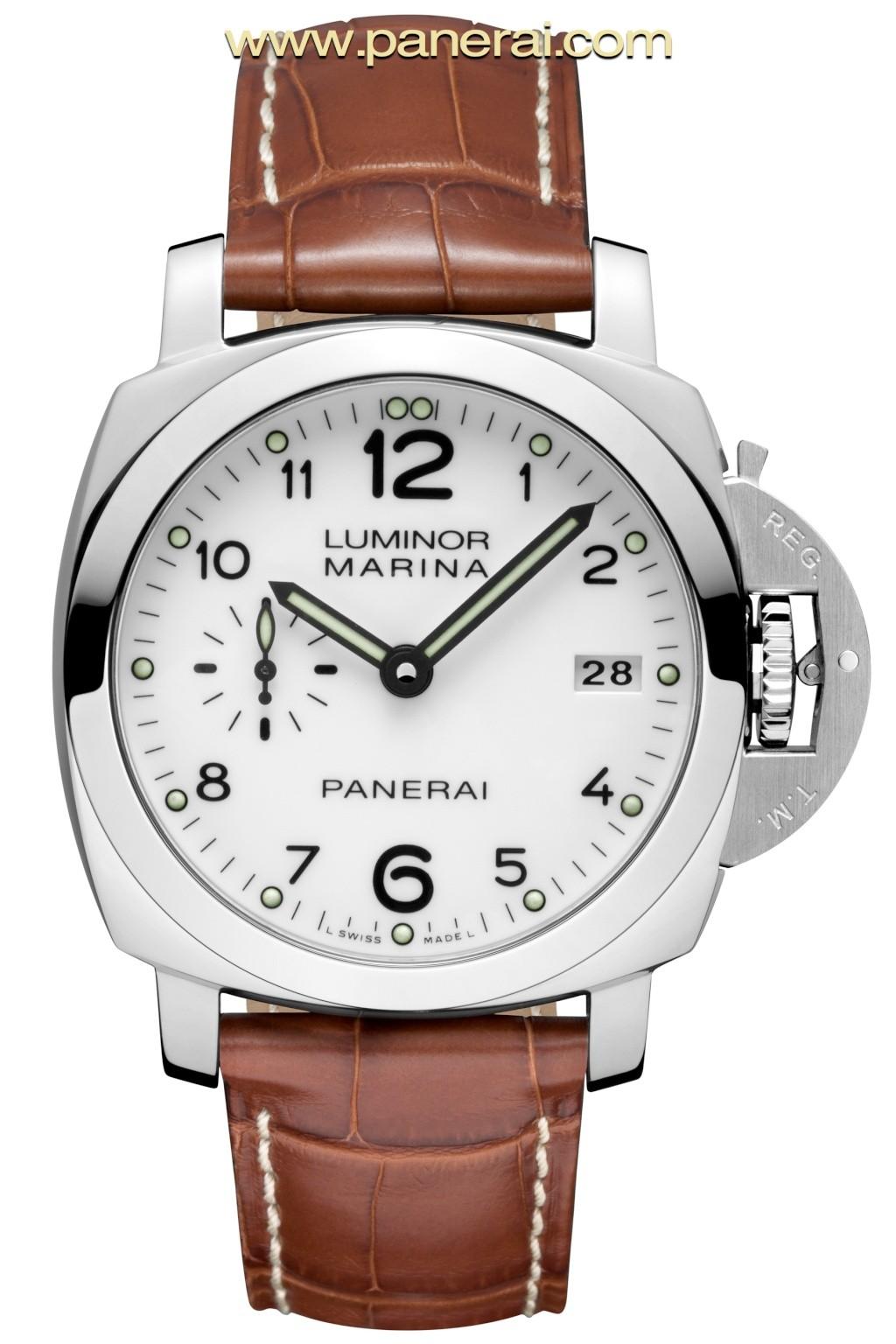 Communiqué de Presse : LUMINOR MARINA 1950 3 DAYS AUTOMATIC - 42mm- PAM00523 Pam00512