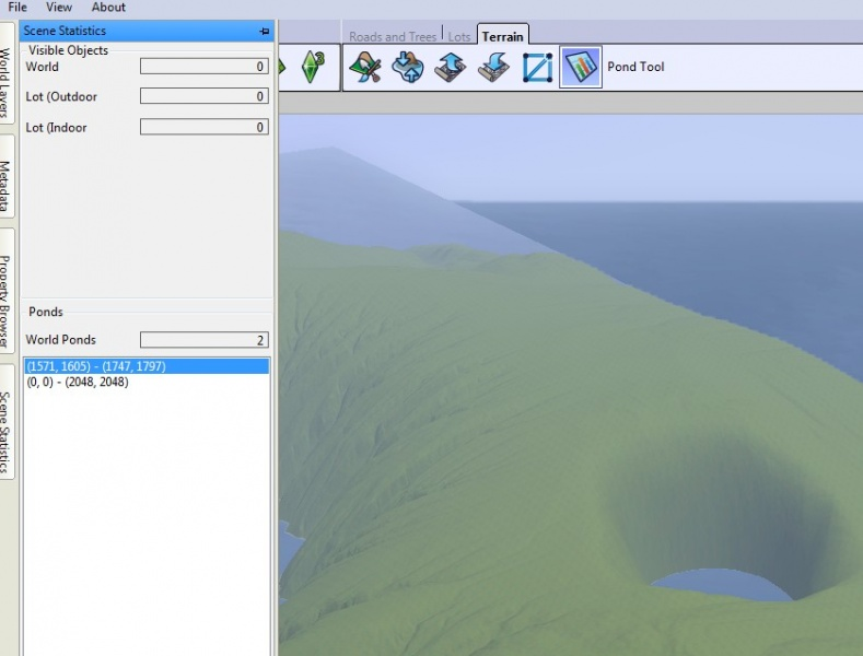 Modding the Create-a-World Tool to Unlock Hidden Features [A.K.A. 'SuperCAW'] by simsample @ MTS 8_789p10