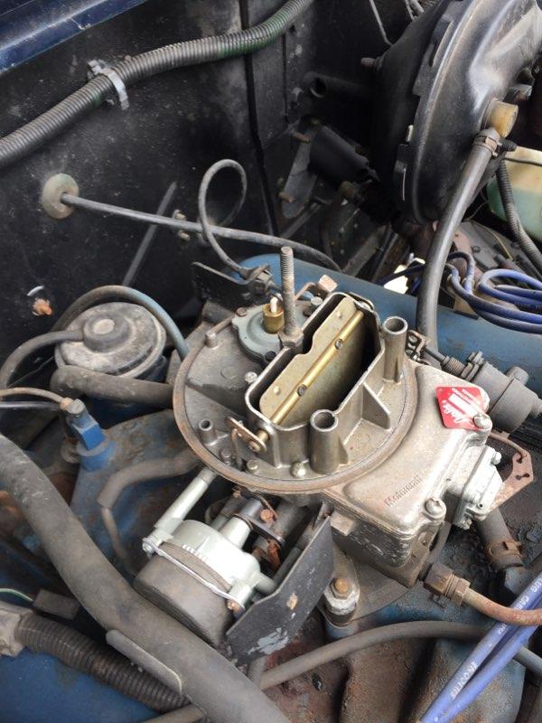 changement carbu pour AMC 304 Motorc10