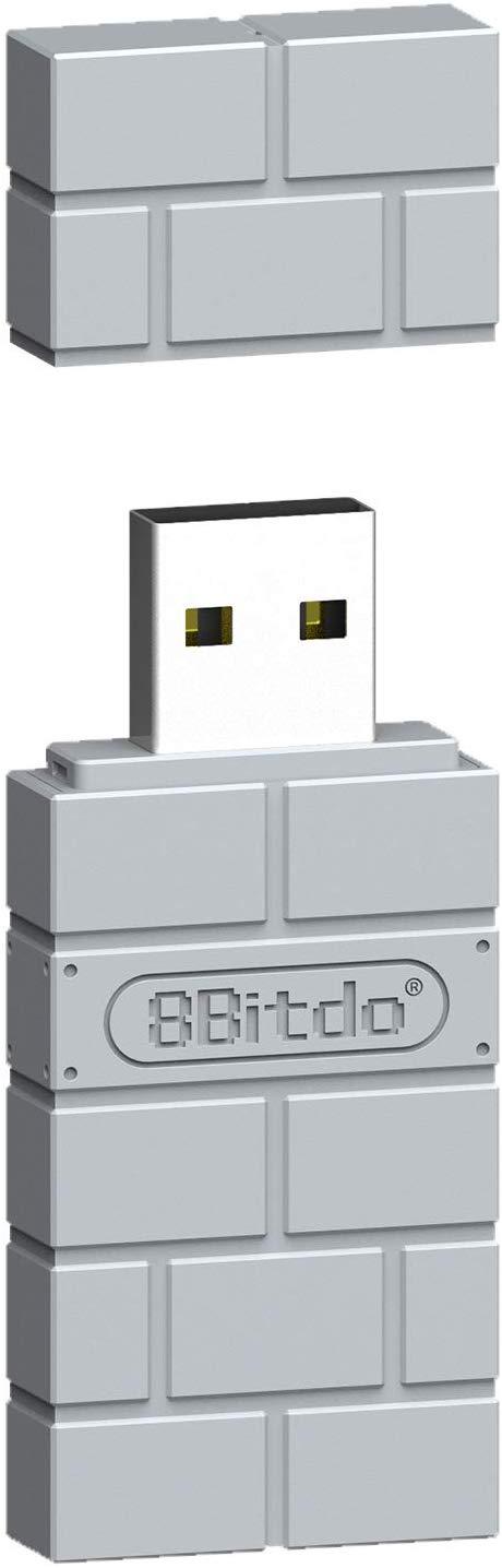 8Bitdo Usb Adapter PS1 Classic sur Belchine.net 8bitdo12