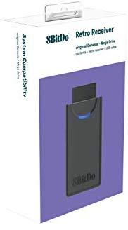 8Bitdo M30 Bluetooth, Retro Receiver Megadrive, M30 2.4Ghz sur Belchine.net 8bitdo31