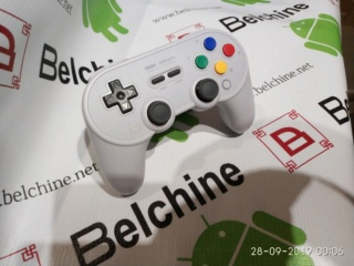 8Bitdo Sn30 Pro + sur Belchine.net 8bitdo49