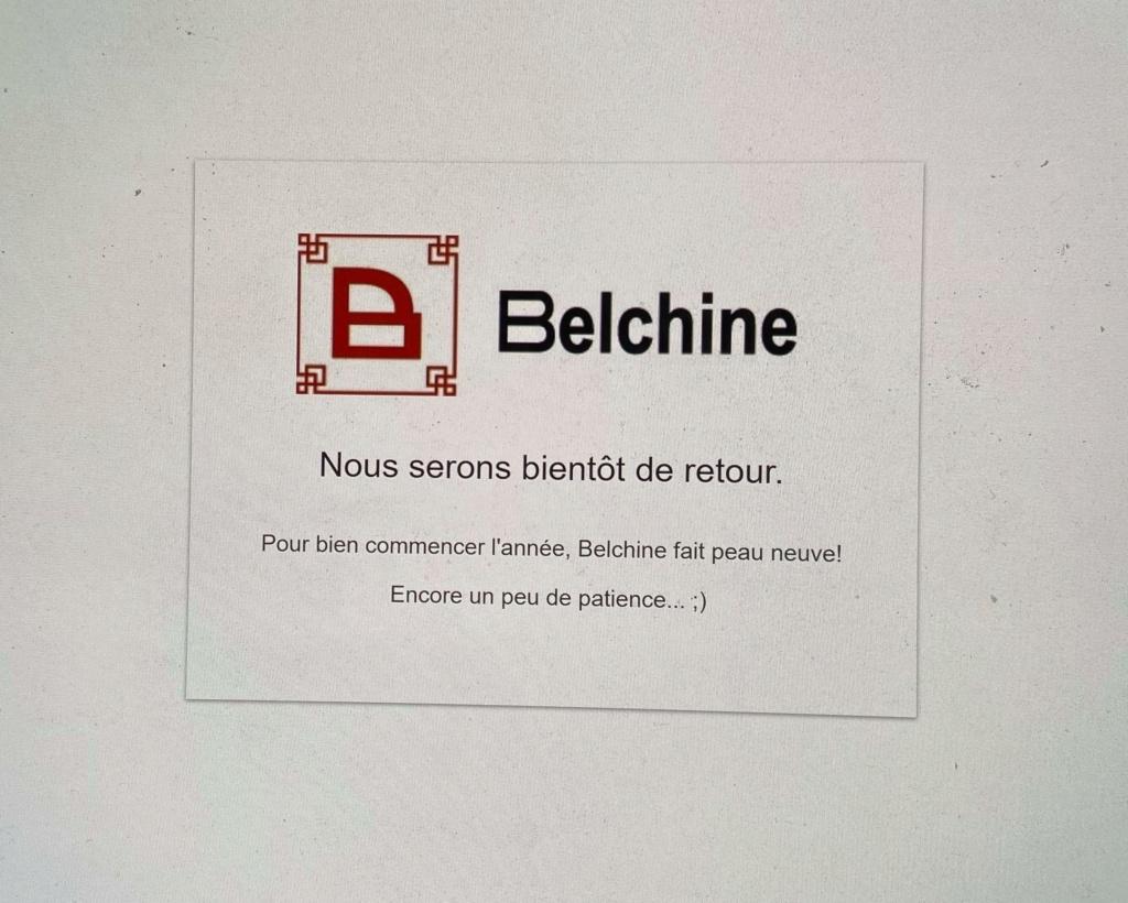 Belchine Hors Ligne Belchi10