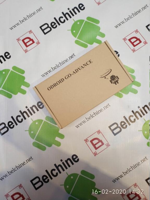 Hardkernel - Odroid Go Advance sur Belchine.net Hardke10
