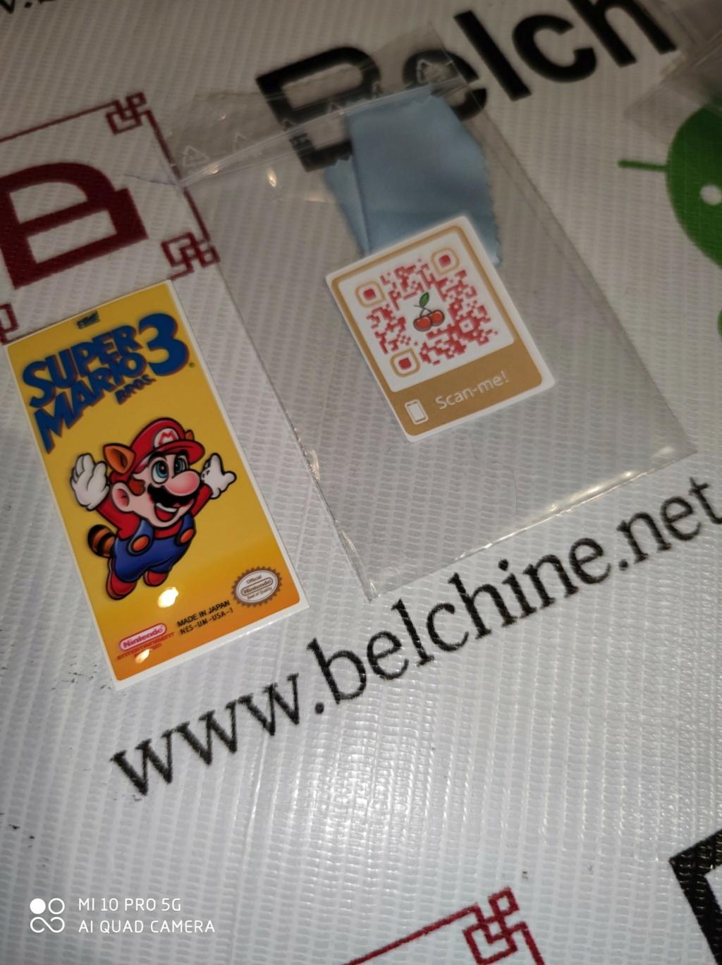 Retroflag NesPi 4 Case sur Belchine.net Sakura10