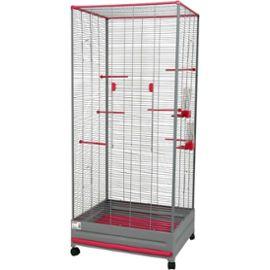 Cherche grande cage [à clôturer merci :)] Volier10