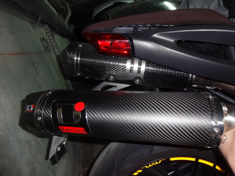 i'm looking for Devil Rocket (firstly) or stock R160 (secondly)muffler, new or used - Page 2 Dsc01610