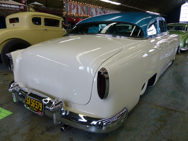 Chevy 1953 - 1954 custom & mild custom galerie - Page 4 84510213