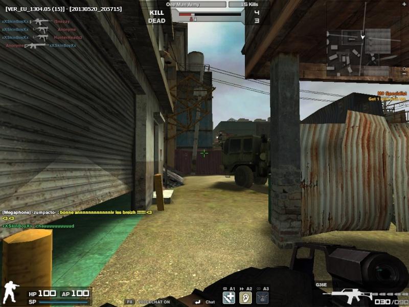 DEUX ANS <3 Combat12