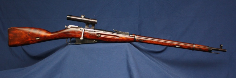 Ma modeste collection d'arme Russe !!! Mosin_10