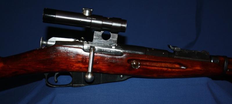 Ma modeste collection d'arme Russe !!! Mosin_11