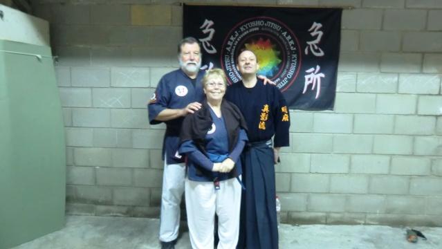 Stage de Shuriken Jitsu à Palamos (Espagne) le 28 avril 2013 Cimg2613