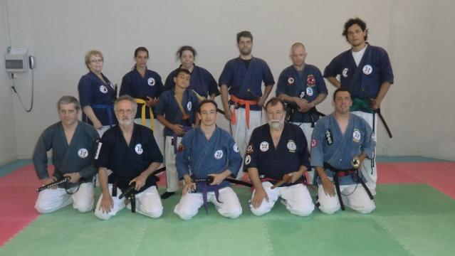 Stage de coupe au katana et à la naginata à Théza le 18 mai 2013 Cimg3310