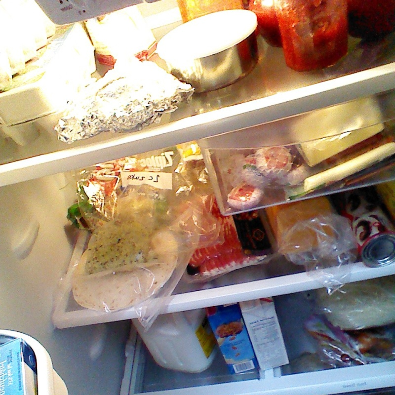 Post a picture of the contents of your fridge! Img_2011