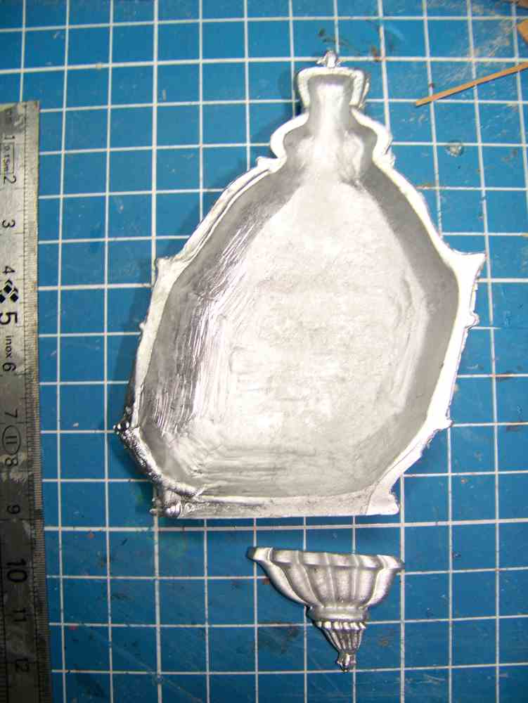 La Licorne ex-kit remaniée en scratch 1:72 fascicules Hachette - Page 19 100_1527