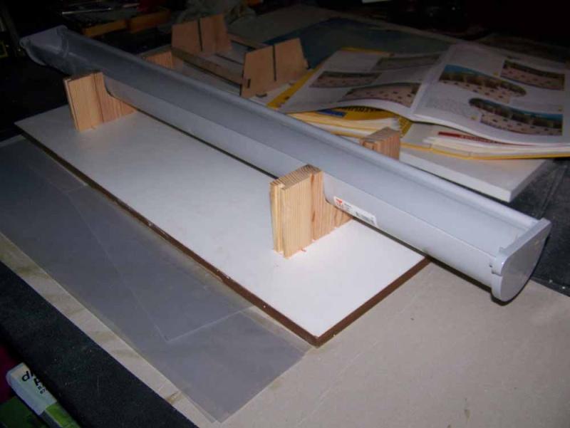 La Licorne ex-kit remaniée en scratch 1:72 fascicules Hachette - Page 21 100_1610
