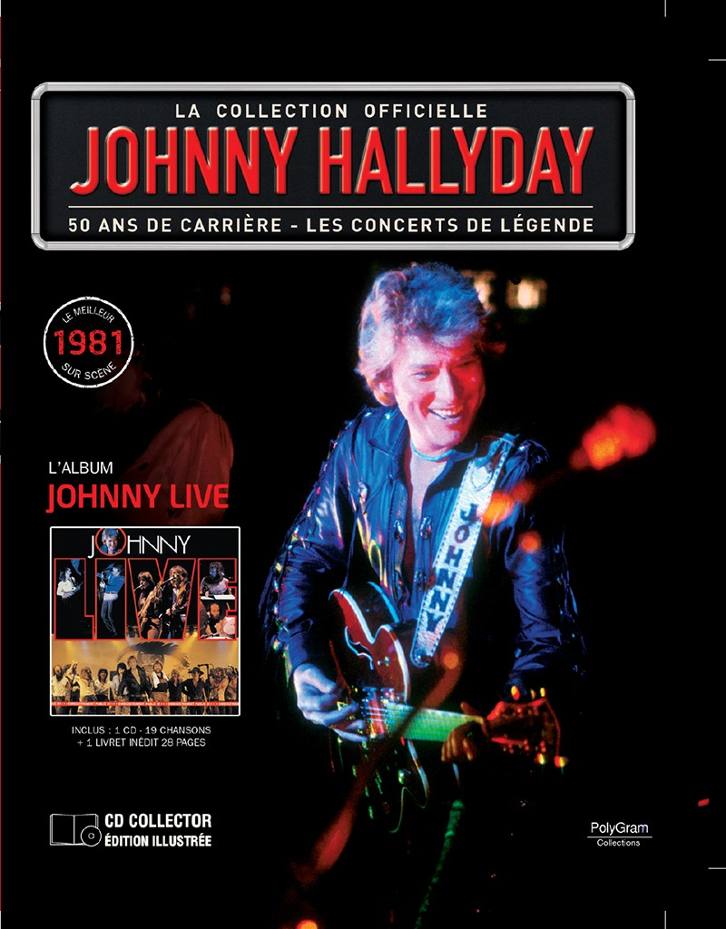 Volume 58 Johnny Live 1981 Jhcoll12
