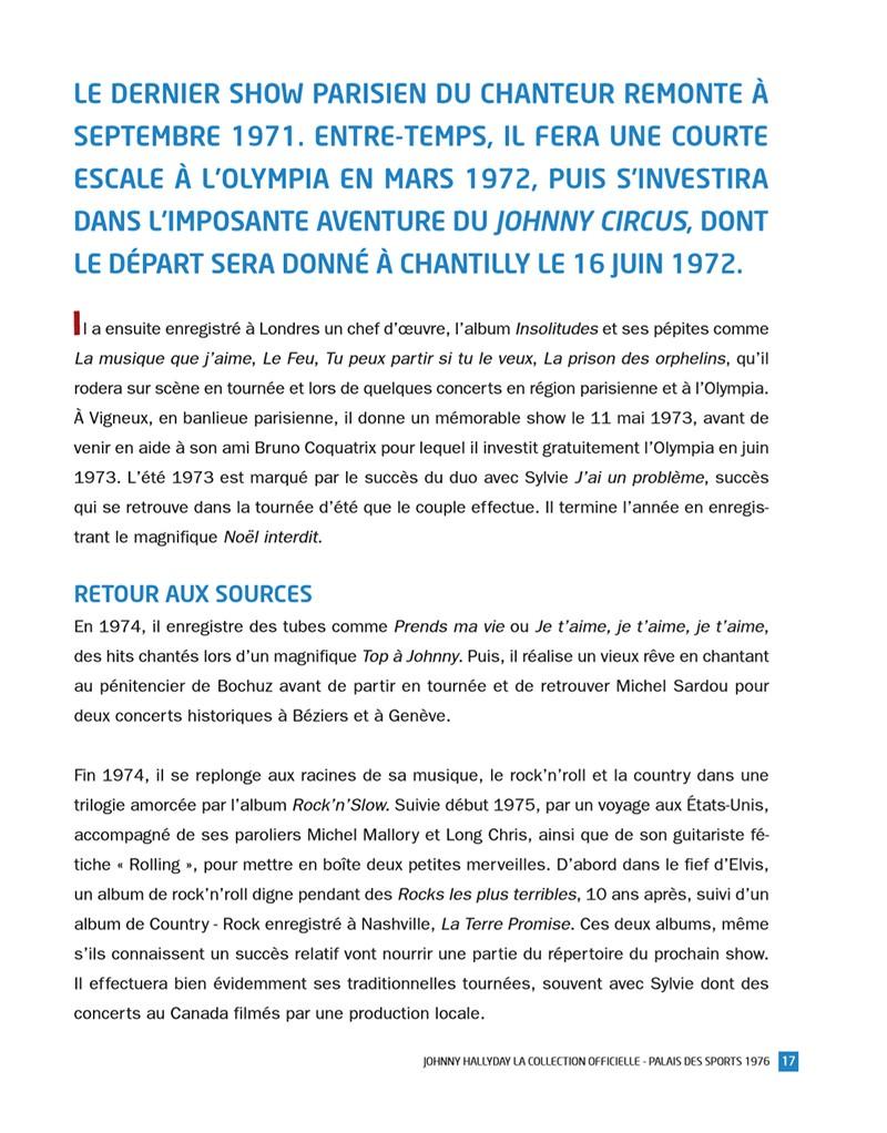 Volume 59 1976 Palais des Sports 1976 Jhcoll21