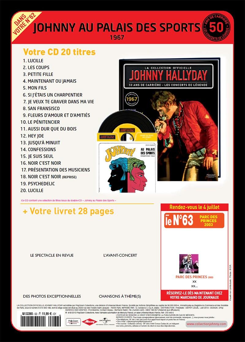 Volume 62 Palais des sports 1967 Jhcoll36