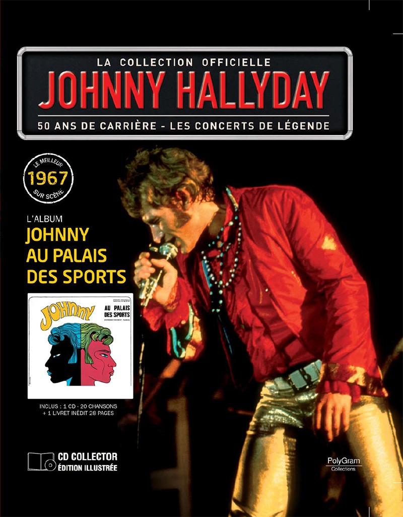 Volume 62 Palais des sports 1967 Jhcoll37