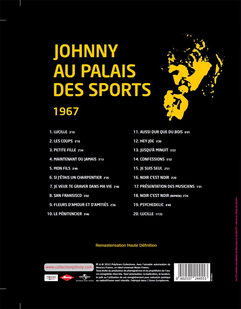 Volume 62 Palais des sports 1967 Jhcoll38