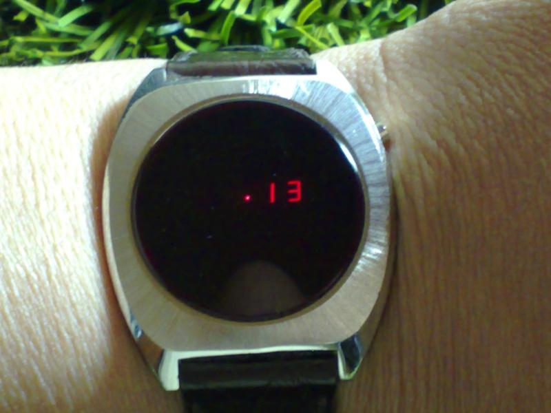 montre à led 06052011
