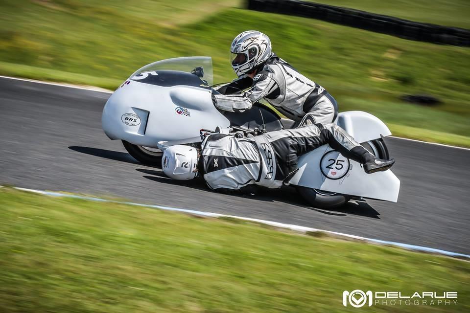 Championnat Racing Side-Car Mania 2018. Cath-110