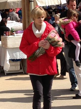 Fête des mères sur le marché Img_0910