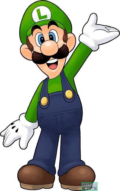 Vos 4 personnages de JV préférés Luigi_11