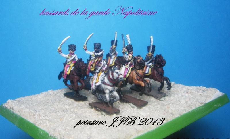 armée Napolitaine en cours - Page 2 Hussar10