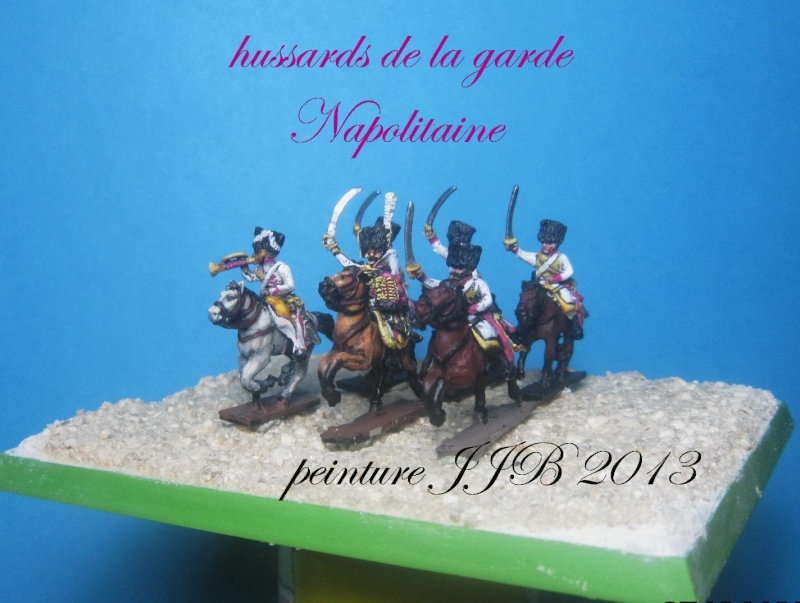 armée Napolitaine en cours - Page 2 Hussar11