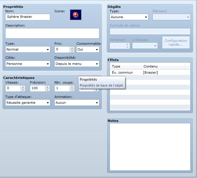 Système d'amélioration de compétence Screen18