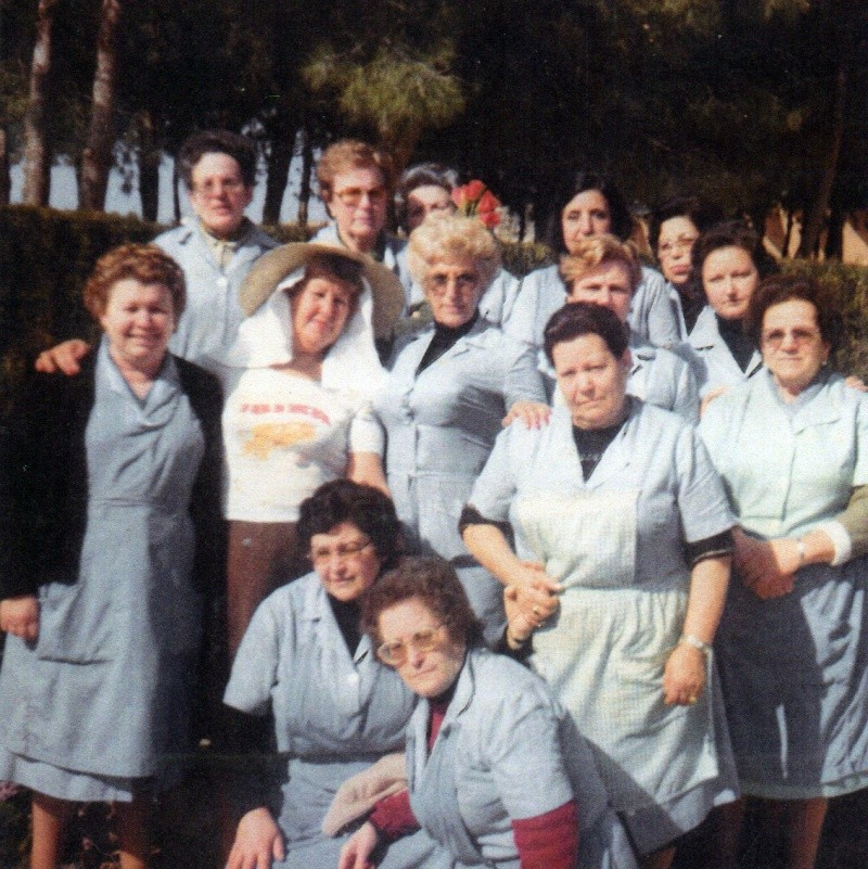 Fotos de las trabajadoras Emplea11