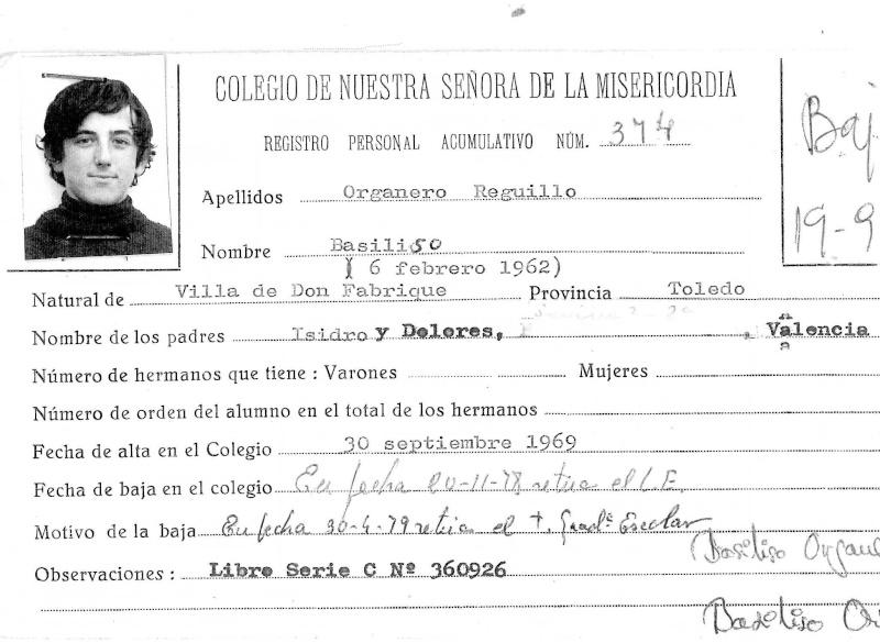 Fichas del Colegio, Expedientes, Deportivas, etc ... Ficha_12