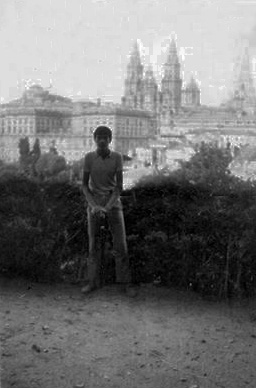 Fotos  de 1971 del viaje a Santiago y Segorbe Viaje_10