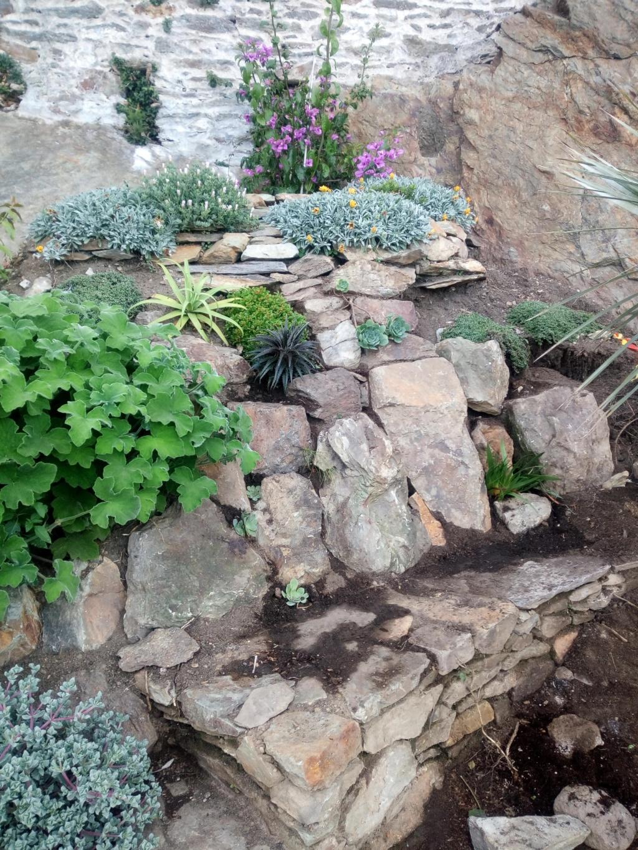 Jardin extraordinaire sur les falaises de Brest 11830410