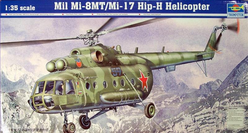 diorama hélicoptère MIL MI 8 Boxart10