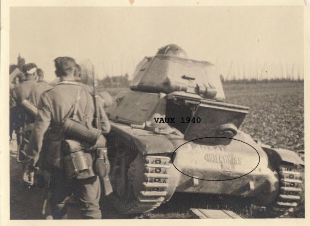 13e BCC et GBC 515 - 21 Mai 1940 H35-4012