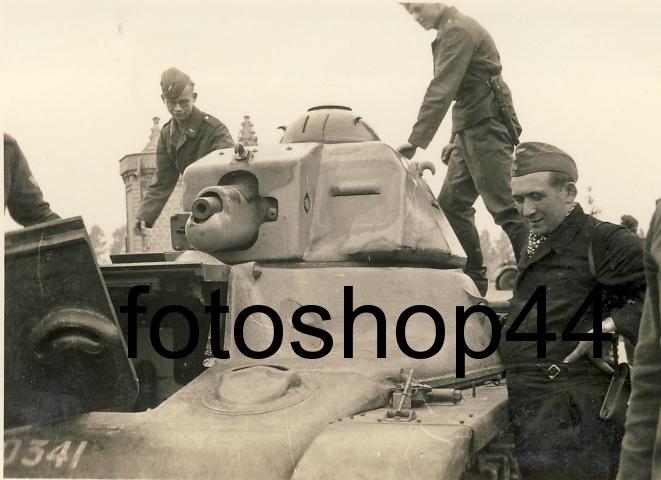 13e BCC et GBC 515 - 21 Mai 1940 H35-4013