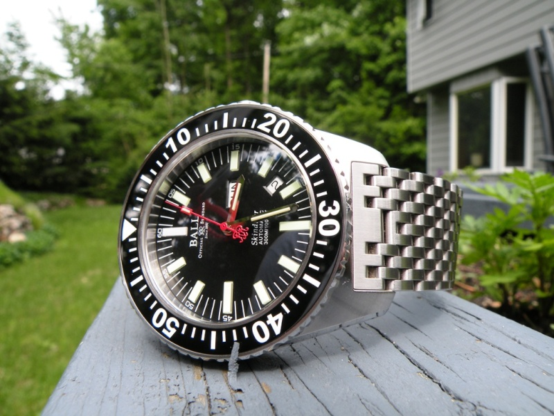 Ball Watch Skindiver Bsd110
