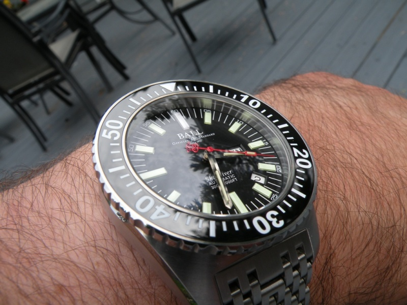 Ball Watch Skindiver Bsd1110