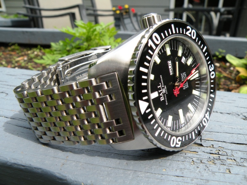 Ball Watch Skindiver Bsd210
