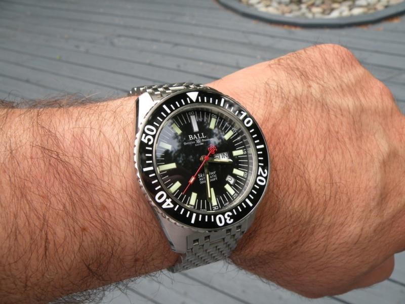 Ball Watch Skindiver Bsd910